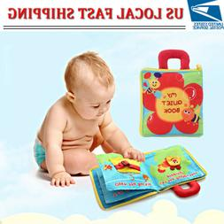 baby cloth soft book toys educational books