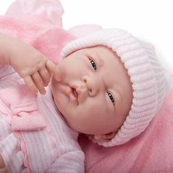 Baby Doll Newborn Soft Body New Detailed Realistic Features