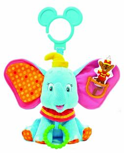 Disney Baby Dumbo On the Go Activity Toy, 10""
