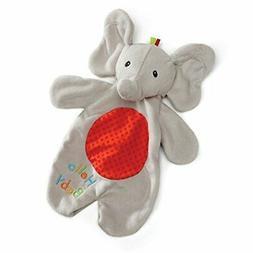 baby flappy the elephant lovey plush stuffed