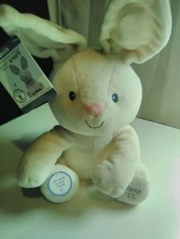 Baby Gund Flora the Bunny Sing & Play Animated Plush Toy New