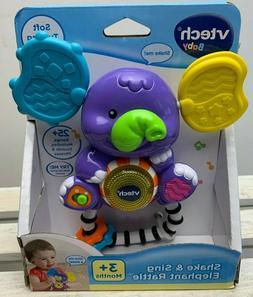 VTech Baby Hake & Sing Toy Toddler 3+ Months Musical Elephan