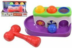 Baby Hammer And Ball Set In Open Touch Box Toy Children Baby