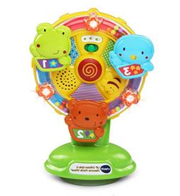 Baby High Chair & Walkers Toys Spin & Discover Ferris Wheel
