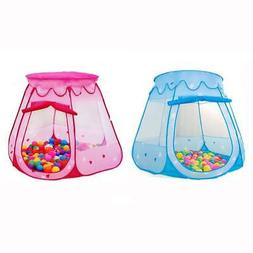 baby kid outdoor indoor princess play tent