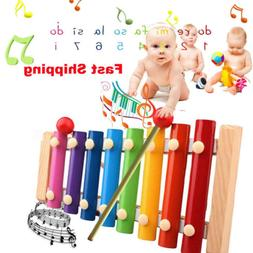 Child Melodious Baby Musical Toys Xylophone Wisdom Education