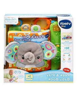 VTech Baby Peek and Play Baby Book NEW