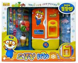 Pororo Baby Refrigerator Toys & Hobbies for Kids Consists Fo