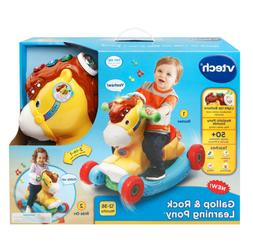 Vtech Baby Rocking Galloping Pony Horse Learning Educational