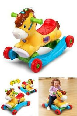 Baby Rocking Horse For 1 Year Old Toddlers Rock Toys Boys Gi