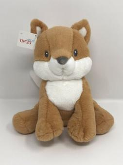 Baby Gund Rococo Fox 8 Inch NEW WITH TAGS