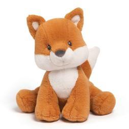 baby rococo fox stuffed animal toy