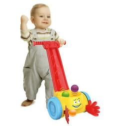 Baby Scoop & Whirl Ball Popper Walker Toddler Music Walking