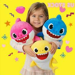 baby shark music dolls toys with music