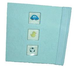 Baby Shower Boy Blue New Born 100 Pic Photo Album Car Toy Co