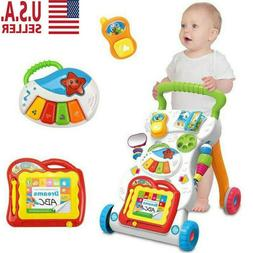 Baby Sit-to-Stand Walker Walker First Steps Activity Bouncer