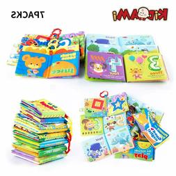 Kidami Baby Soft Books For 0-6 Months Including Cloth Book A