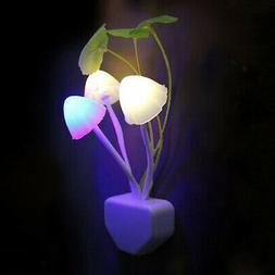 Baby Star Owl Cactus Cloud Night Light LED Kids Toy Nursery