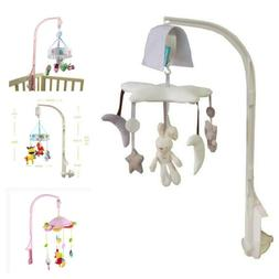 Baby Swing Hanging Toys Cradle Bassinet Bell Wind Up Feature