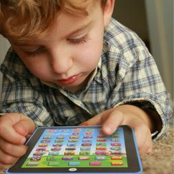 Baby Tablet Educational Toys Girls Boy For 1-6 Year Old Todd