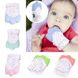 Baby Teething Glove Toys Baby Teeth Toys Teething Mitten Wra