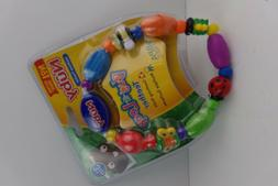 NUBY Baby Teething Toy Toddler Teether Bug-A-Loop 3M+  NIB