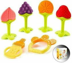 baby teething toys for newborn infants 6