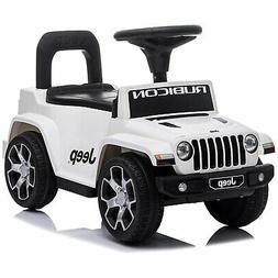 Best Ride On Cars Baby Toddler Jeep Rubicon Push Car Riding
