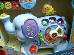 baby toy VTech Pull and Discover Activity Elephant toy kids