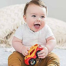 Baby Toys - Nuby - Cartoon Animal Rattle Car New 80488