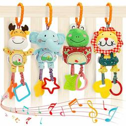 TUMAMA Baby Toys for 0, 3, 6, 9, 12 Months, Handbells Baby R