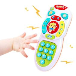 Baby toy music mobile phone remote control educational toys