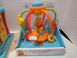 Disney Baby Winnie The Pooh Activity Ball 6 Month + Fun Lear