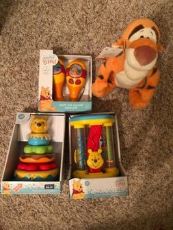 Disney Baby Disney Winnie The Pooh Developmental Baby Toddle