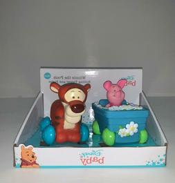 Disney Baby Winnie The Pooh Rolling Tigger and Piglet Toys 3