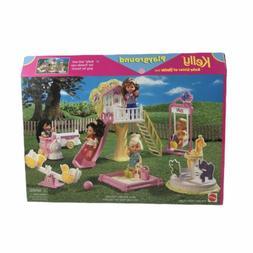 Mattel Barbie Doll 1998 Kelly Baby Sister of Barbie Playgrou
