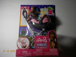BARBIE SKIPPER BABYSITTERS INC AA BABY DOLL and STROLLER PLA