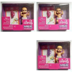 Barbie Skipper Babysitters INC - BABY DOLL Toy Set - You Cho