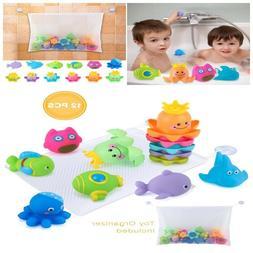Bath Toys For Boys Girls 6-12 Months 1 2 Year Old Kids Organ