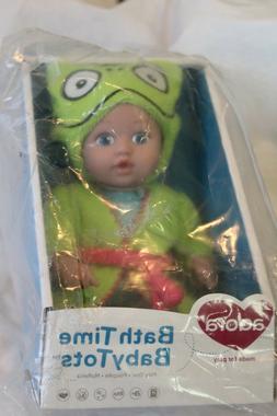 Adora Bathtime Baby Tot Frog Multi