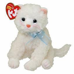 TY Beanie Baby - PLUFF the Cat  - MWMTs Stuffed Animal Toy