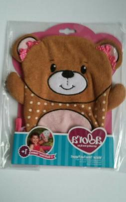 Adora Bear Water Time Fun Puppet New in Package
