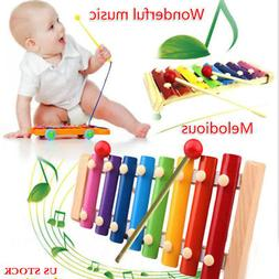 Beautiful Voice Baby Wisdom Development Musical Toys Xylopho