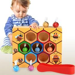 Bee Hive Board Games Building Blocks Bee Toys Childhood Educ