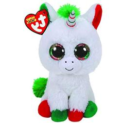 "Ty Beanie Boos 6"" Christmas Limited Edition Candy Cane, Perf"