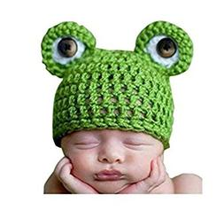Newborn Baby Girl/Boy Crochet Knit Costume Photo Photography