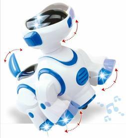 Boy Robot Dog Pet Toy Smart Electronic Kids Interactive Walk