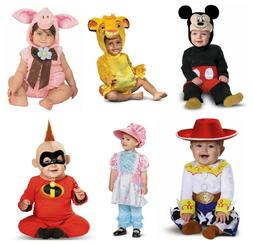 Boys & Girls Infants 6-12 Months Halloween Costumes NEW Jess