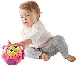 Fisher-Price Bright Beats Spin & Crawl Tumble Beat Belle Bal