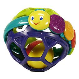 Bright Starts Flexi Ball Baby Rattles, New